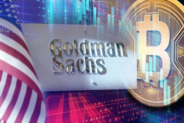 Goldman Sachs abandona planos com criptomoedas
