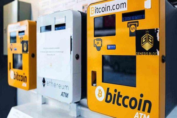 ATM's de criptomoedas aumentarão 10 vezes em 5 anos