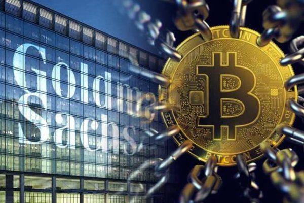 Goldman Sachs nega informações que fizeram preço do Bitcoin cair