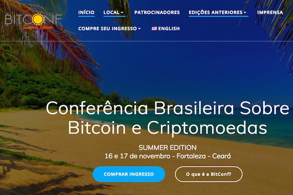 VII Bitconf – Summer Edition: Conferência sobre Bitcoin e Criptomoedas