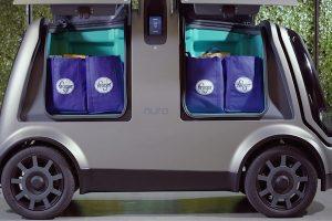 SoftBank investe US$ 1 bi em startup de entrega por robô