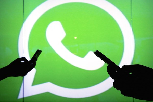 WhatsApp limita mensagens encaminhadas para um destinatário por vez