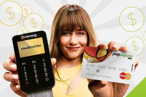 PagSeguro fatura mais de R$ 300 milhões no 1º trimestre e anuncia conta digital
