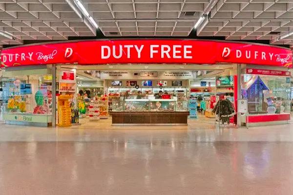 Governo vai aumentar limite de compras no free shop para US$ 1 mil