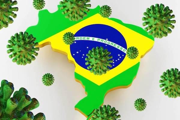 Ministério confirma 77 mortes no Brasil e prevê abril 'muito difícil'
